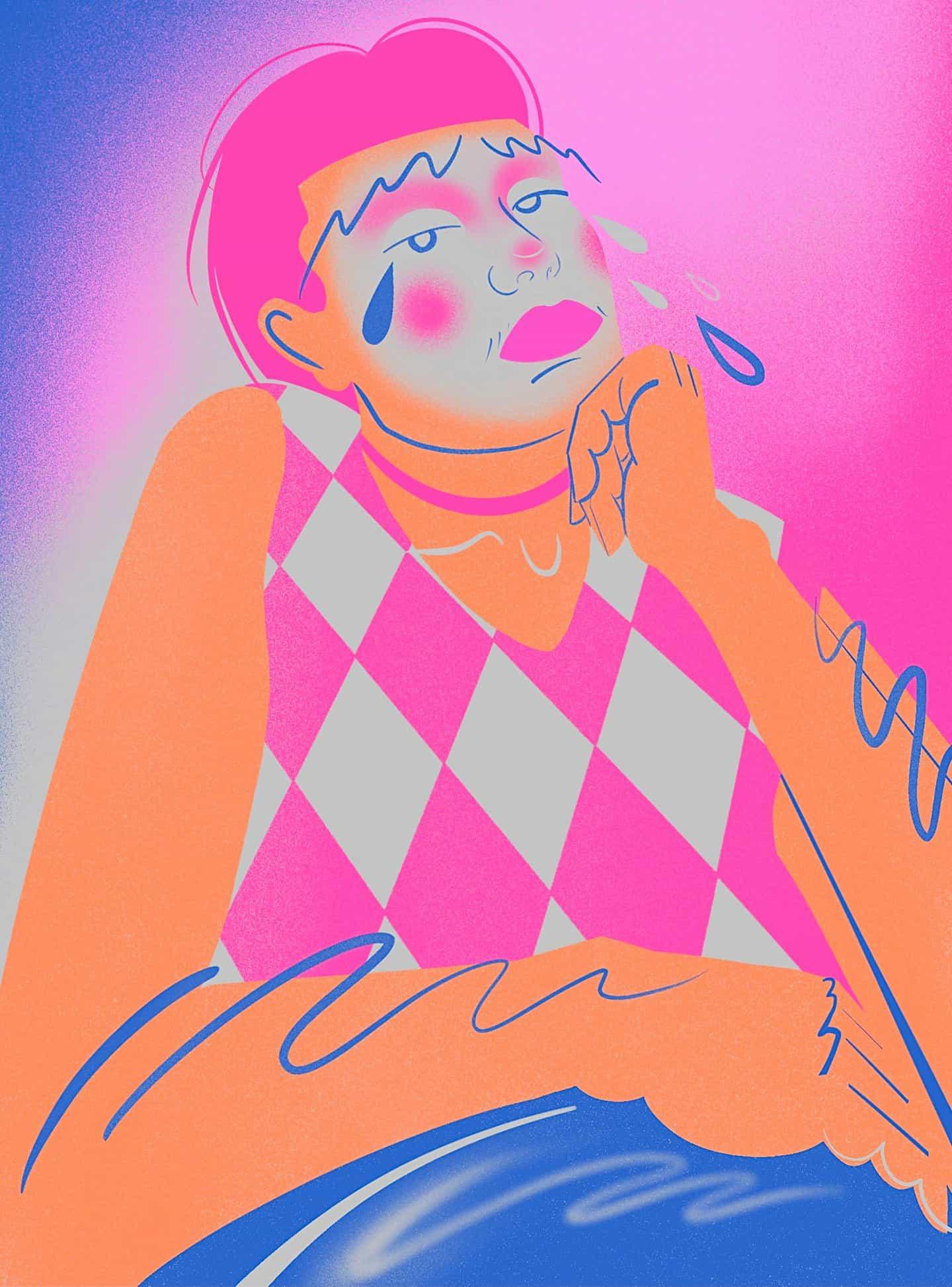Dominando el arte desinteresado con la ilustradora y animadora de múltiples talentos Florence Burns