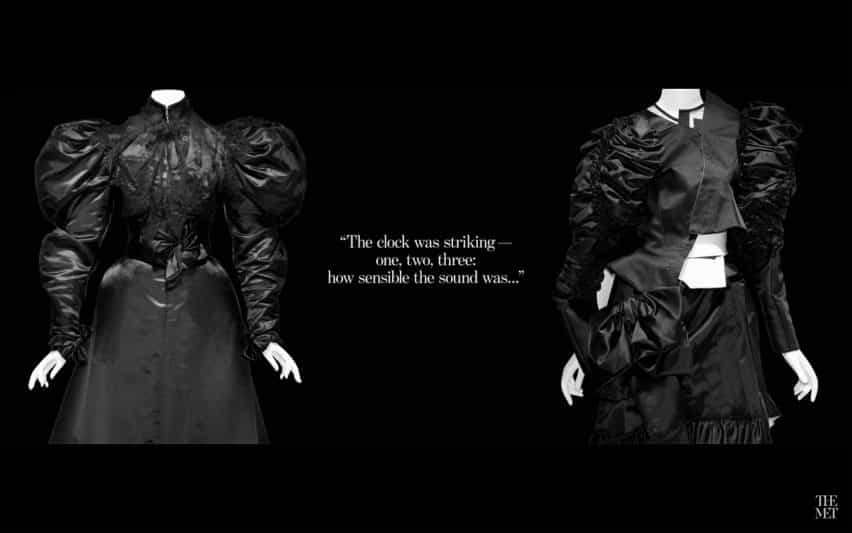 La vista previa Met está pospuesta About Time: Moda y exhibición Duración