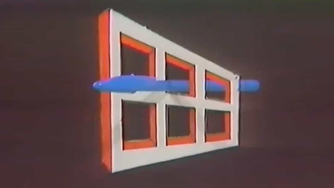 De acuerdo, esta ilusión óptica retro podría ser la mejor que hemos visto.