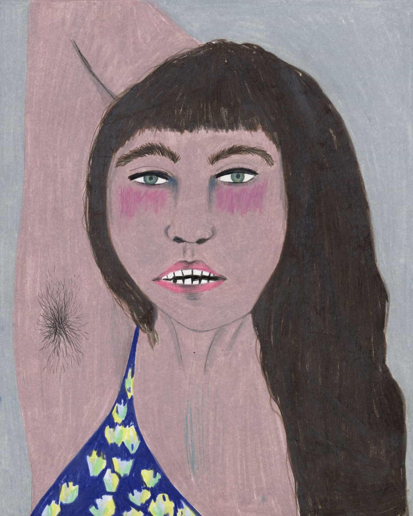 Adriana Lozano: Veranera (Copyright © Adriana Lozano)