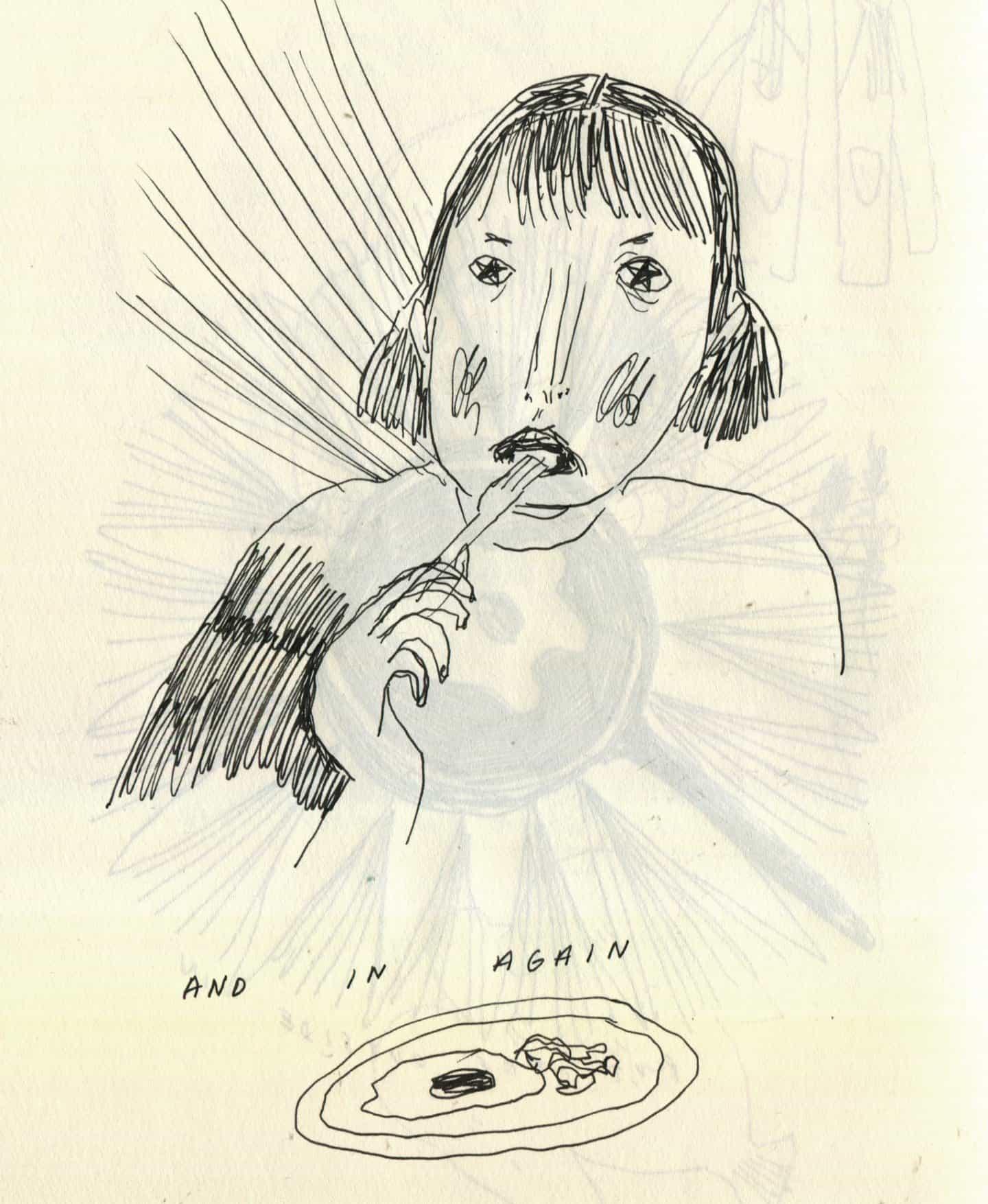 """Las ilustraciones """"perezosas"""" de Molley May son terapéuticas y absolutamente encantadoras."""