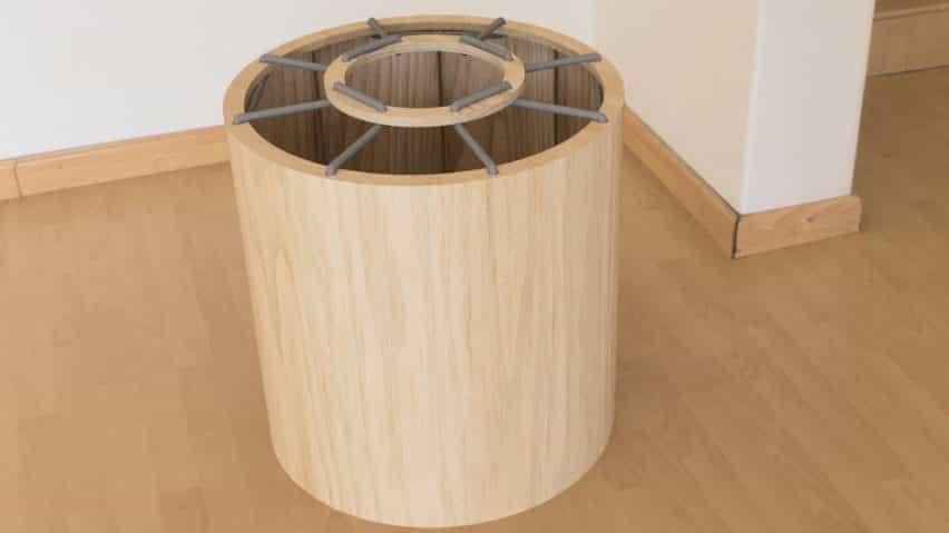 14 diseños de los productos de los graduados de la Universidad John York St
