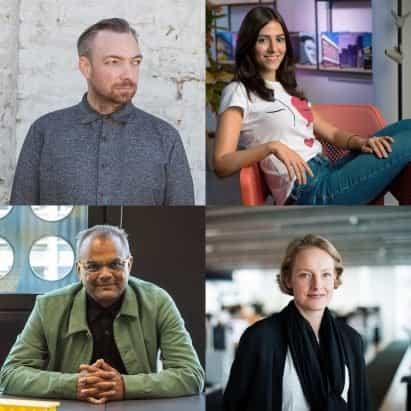 Alexandra Hagen, Hanif Kara y Liam Young anunciados como jueces de la competencia Rediseño del mundo de Dezeen