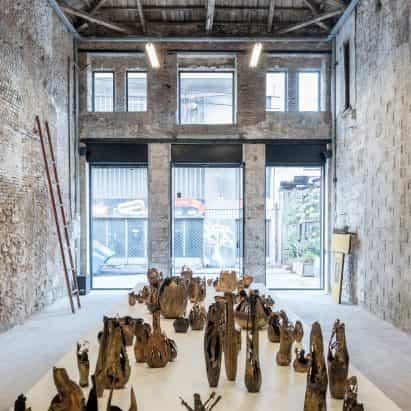 """Atenas es """"nuevo Berlín"""", dice Carwan Galería fundador, ya que se traslada a la capital griega"""