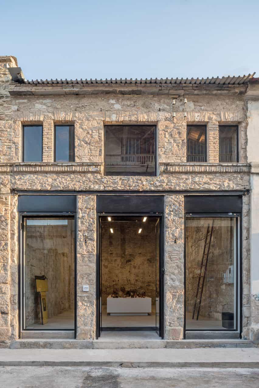 Carwan Galería en Atenas