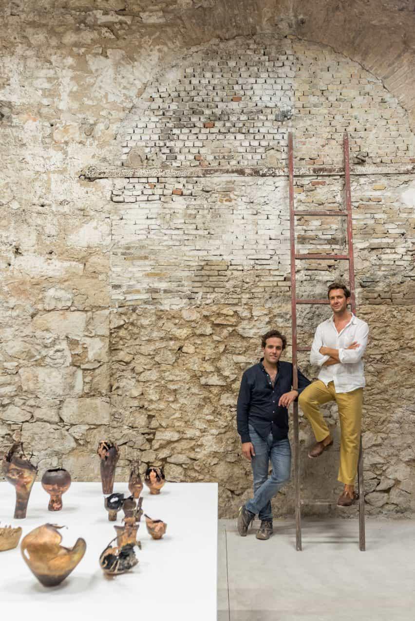 Nicolas Bellavance-Lecompte y Quentin Moyse en Carwan Gallery Athens