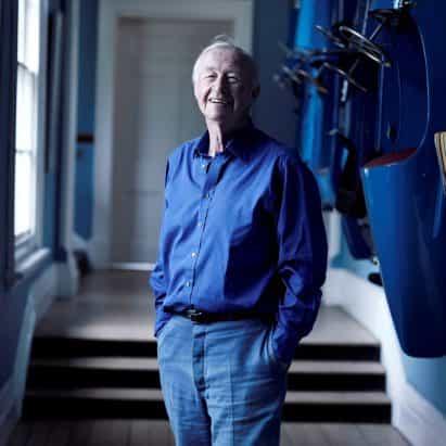 Esta semana diseñador británico Terence Conran falleció