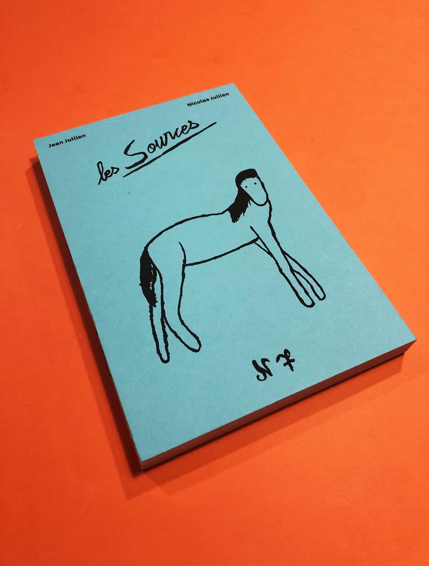 Jean y Nicolas Jullien colaborar en una exploración de su infancia en el nuevo libro, Les Sources