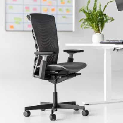 Kinn silla de escritorio por Autónomo