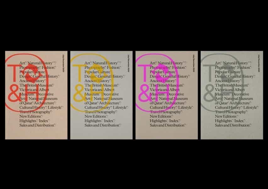 """Pentagrama """"futuro-pruebas"""" Thames & Hudson con el último cambio de marca"""