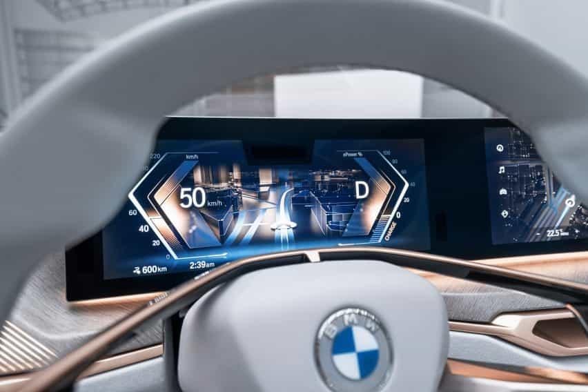BMW presenta el logotipo plana
