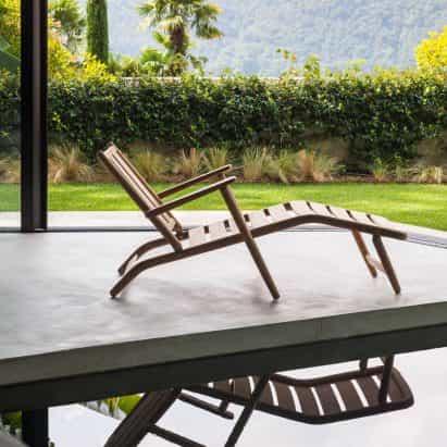 Roda presenta colecciones de muebles de exterior de Piero Lissoni y Michael Anastassiades