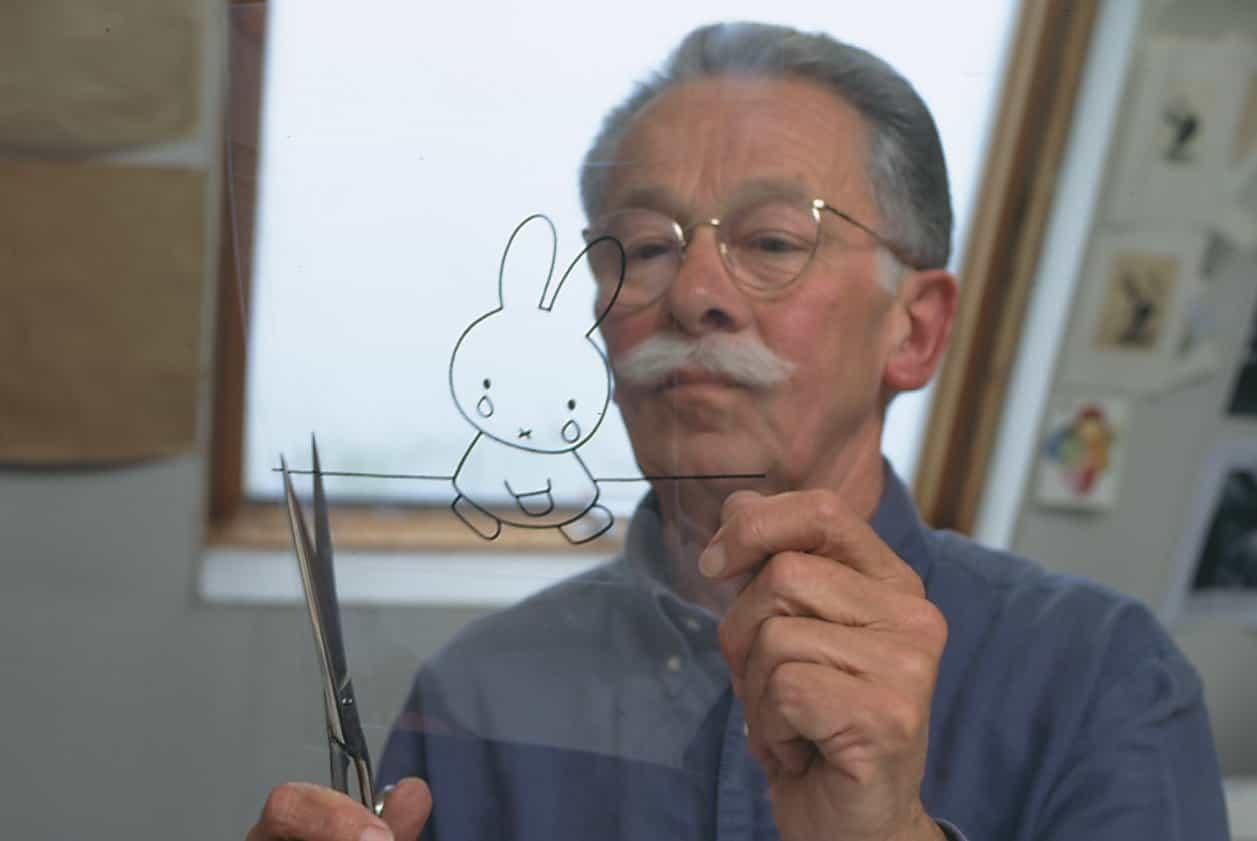 El eterno encanto de Miffy del ilustrador Dick Bruna
