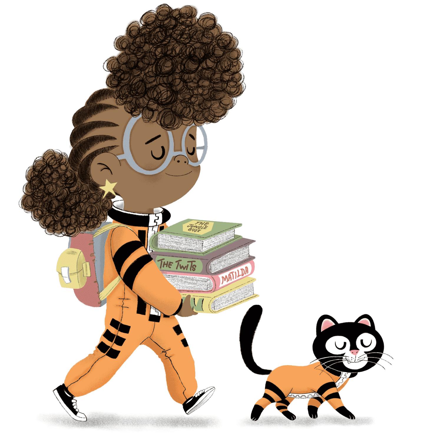 Se lanza una beca de inclusión para ilustradores de libros infantiles de BAME para abordar la subrepresentación