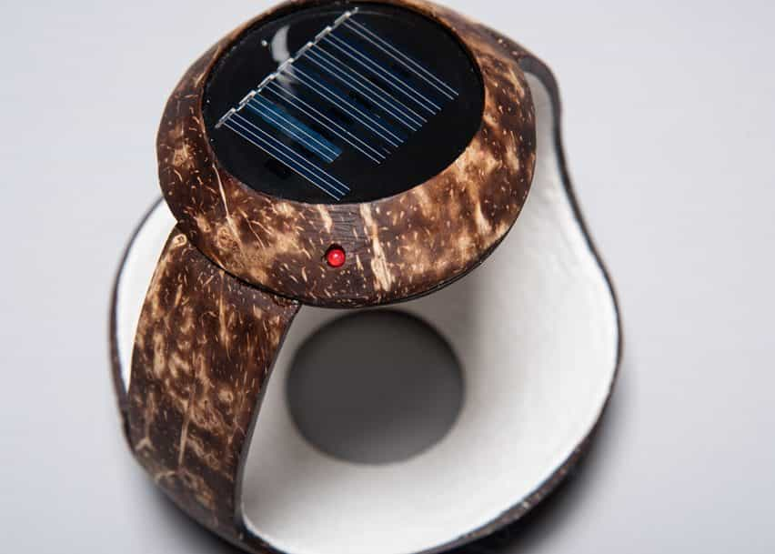 lámparas solares estudiantes mexicanos de diseño de bajo costo para personas sin electricidad