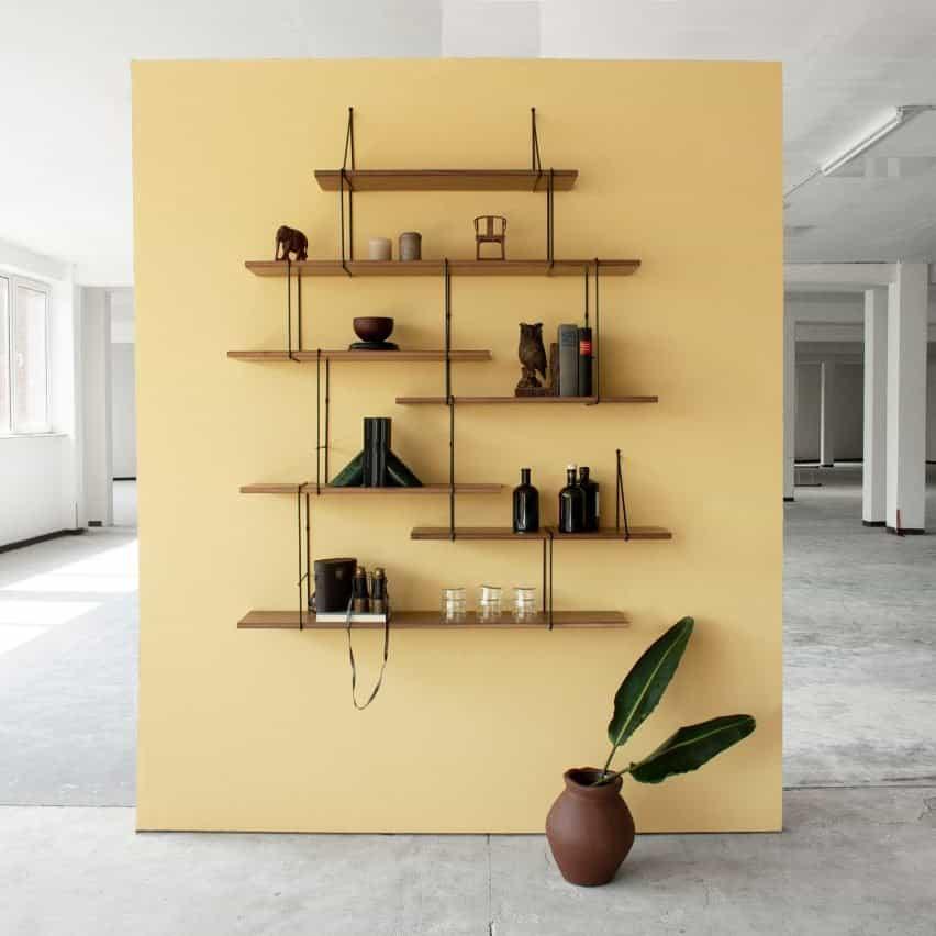 Sistema de estantería Link de Jörg Höltje para Studio Hausen