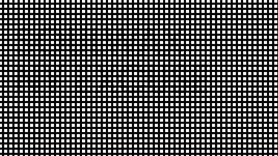 La carátula de este álbum de ilusión óptica de 2005 todavía está asombrando