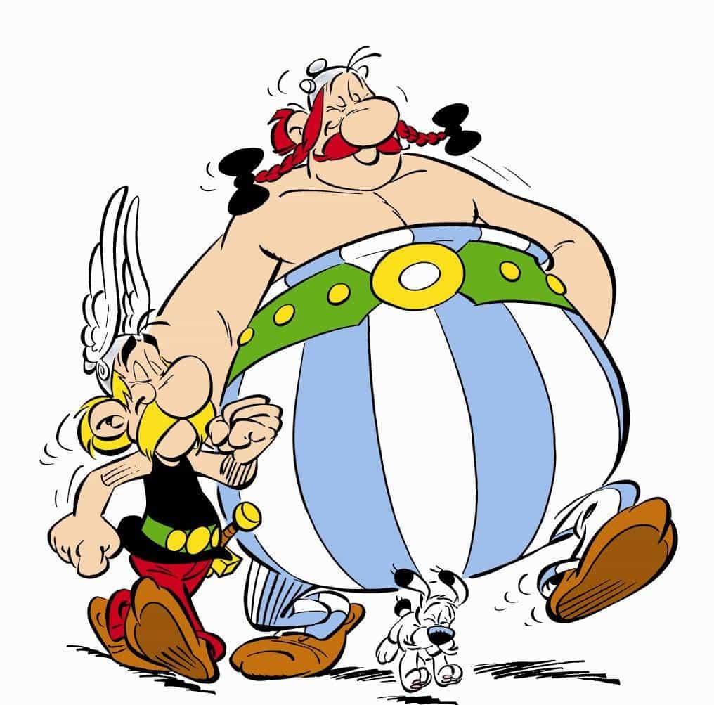 ilustradora Asterix y co-creador Albert Uderzo ha muerto 92 años de edad