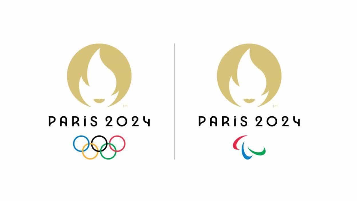 El logo olímpico de París 2024 todavía se está burlando en línea