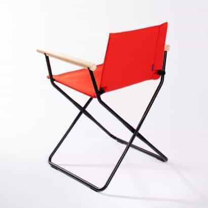 Samuel Wilkinson diseña versión contemporánea de la silla del director