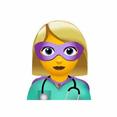 """emojis coronavirus relacionados por Oferta de Walsh """"alivio cómico"""" durante la pandemia"""