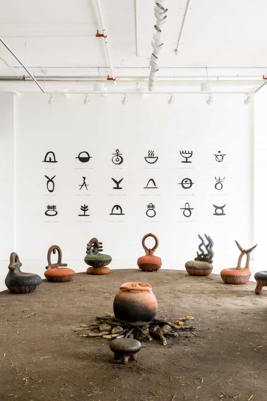 Exposición iThongo en Southern Guild