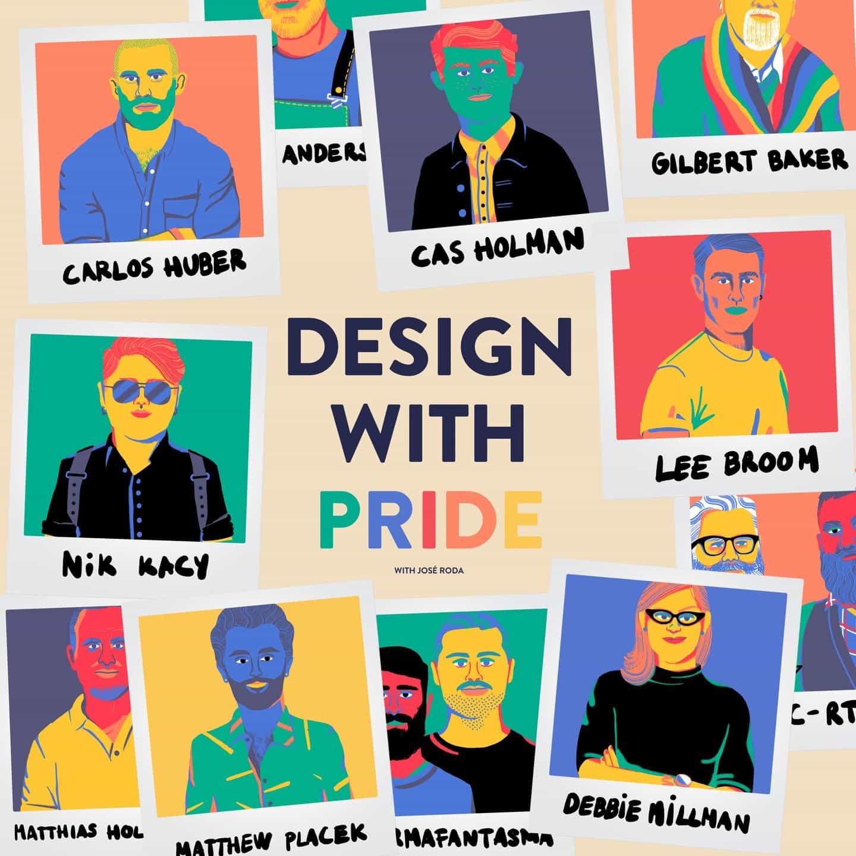 """Harry crea un sitio de la galería """"para celebrar la creatividad de la comunidad LGBTQ +"""" para el orgullo de este año"""