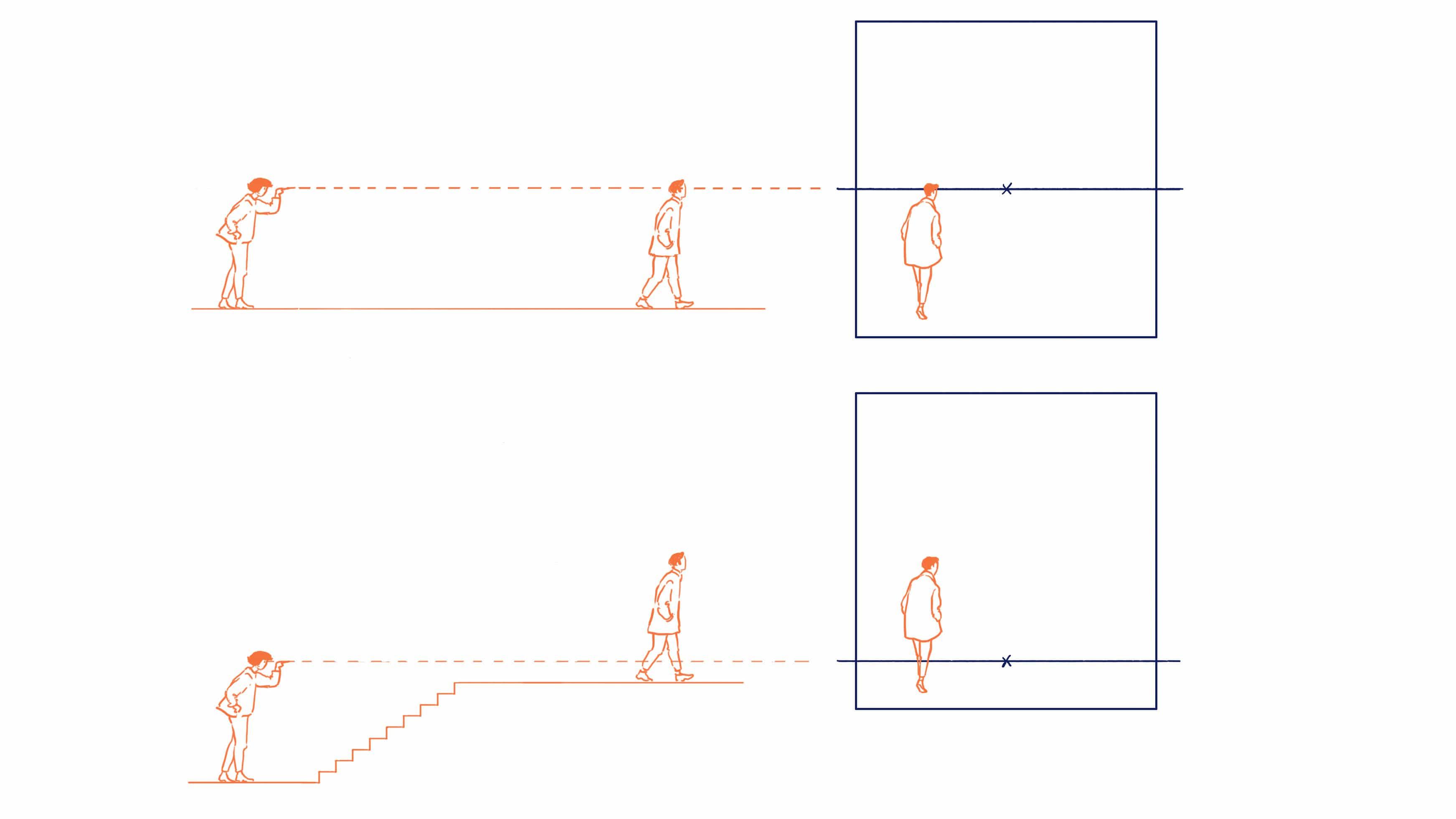 Descubre cómo dibujar la perspectiva tradicional, digital y con la imperfección de vez en cuando.