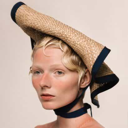 Sombrero del verano por Sassa Ann Van Wyk