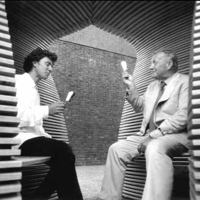 """Thomas Heatherwick lleva homenajes a """"mentor y amigo de toda la vida"""" Terence Conran"""