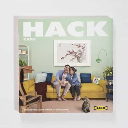 Hack Care es un catálogo de estilo IKEA de ajustes de bricolaje para los hogares aliviar la demencia