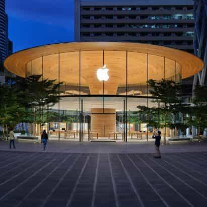 """""""Foster, debe mantener el primer equipo de su tienda de Apple diseña"""" comentaristas digamos"""