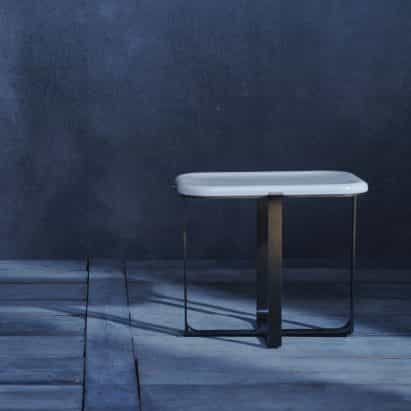Mesa lateral arco de Elan Atelier