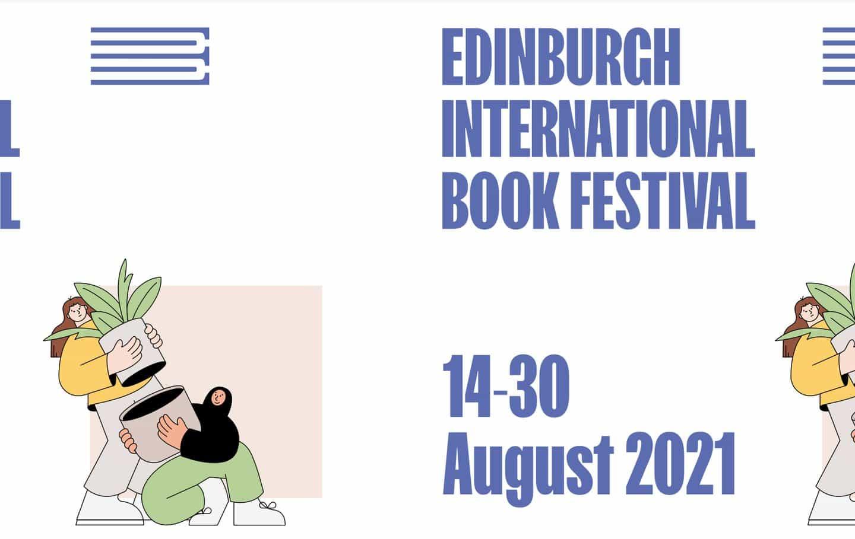Linn Fritz ilustra el Festival Internacional del Libro de Edimburgo 2021
