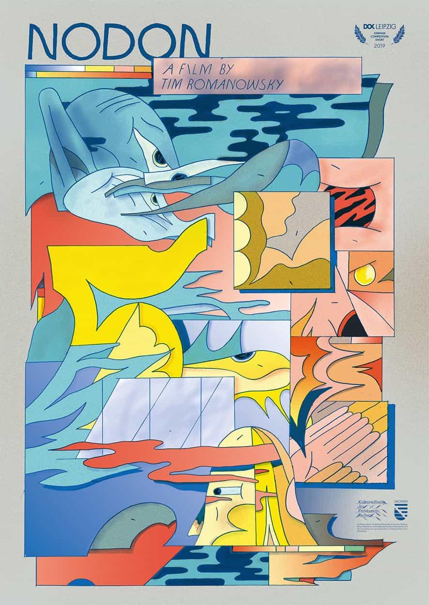 Pinturas, animaciones, revistas y dibujos: ¿Qué más se puede pedir de Tim Romanowski?