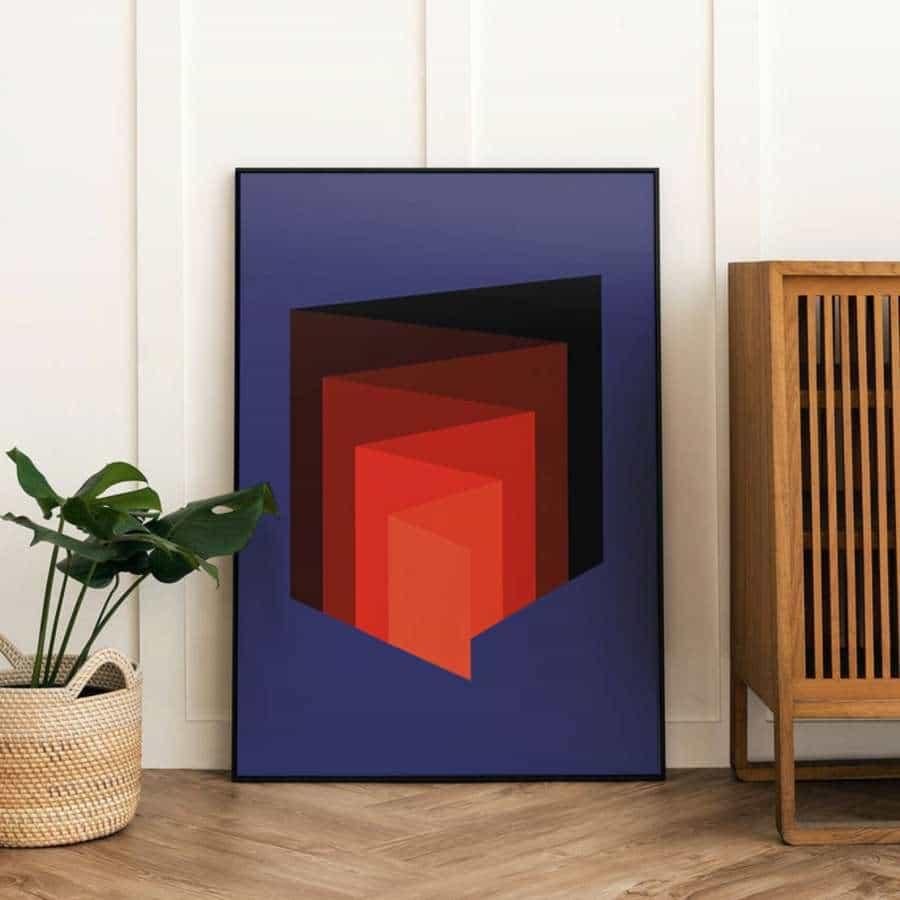 Arte gráfico y abstracto para tu hogar