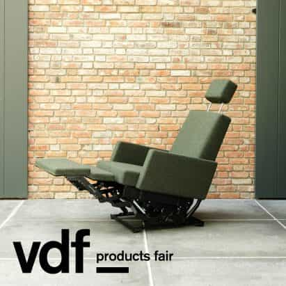 presenta Lensvelt recogida de AVL de Atelier van Lieshout en VDF productos justo