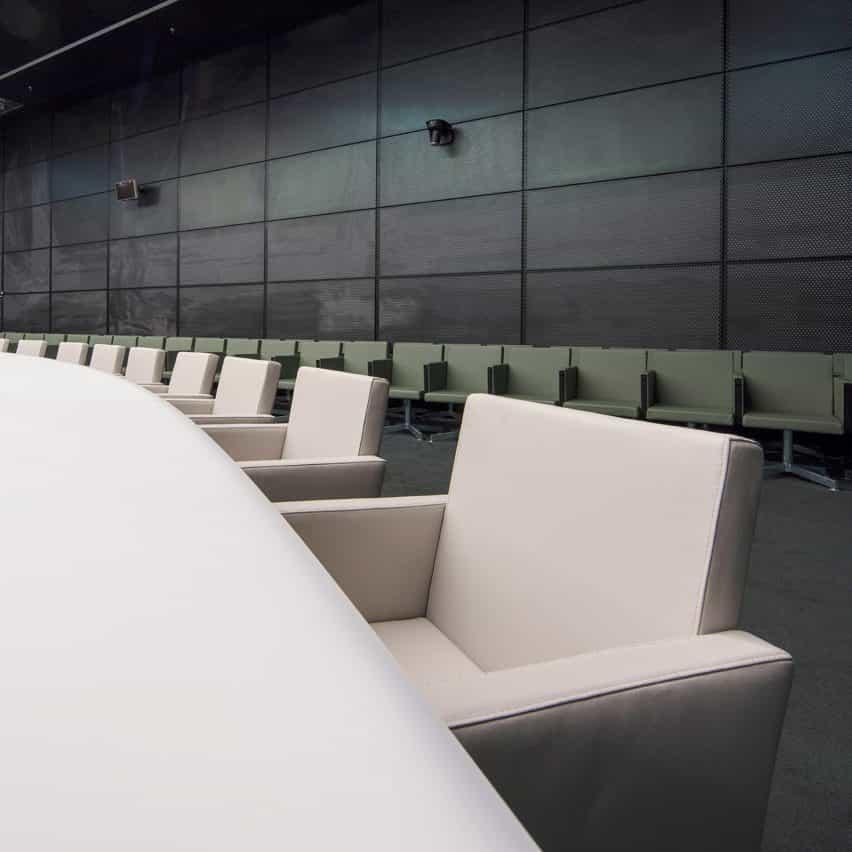 AVL Silla de oficina de Atelier van Lieshout para Lensvelt