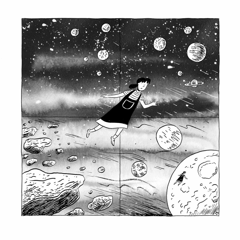 En su libro debut, John Cei Douglas ilustra las dificultades de la ansiedad y la depresión