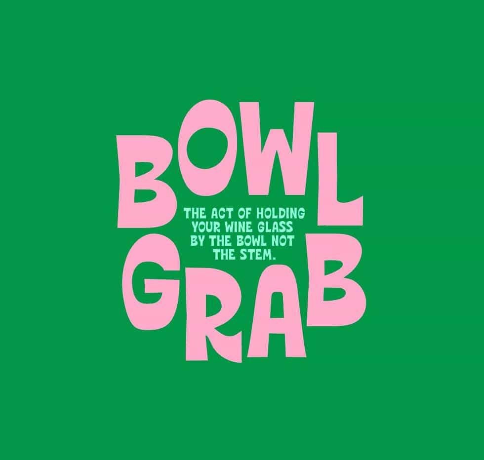 Negocio casual: Bowl Grabber Bold (Copyright © Casual Business, 2021)