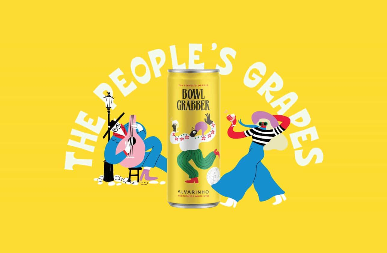 Casual Business: The People's Grapes (Copyright © Casual Business, 2021)