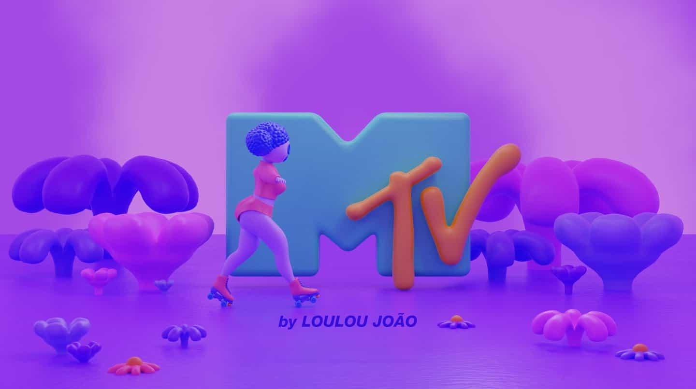 Loulou João: MTV (Copyright © Loulou João, 2021)