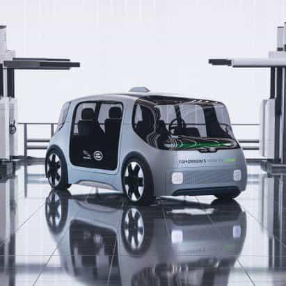 Jaguar Land Rover diseña plataforma de movilidad eléctrica para los entornos de la ciudad