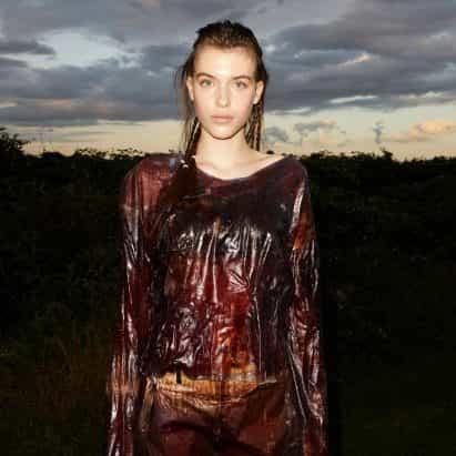 cuero de la sangre por Natalie Zipfl