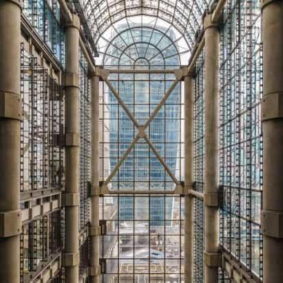 Esta semana se anunció un rediseño del edificio Lloyd's por Richard Rogers