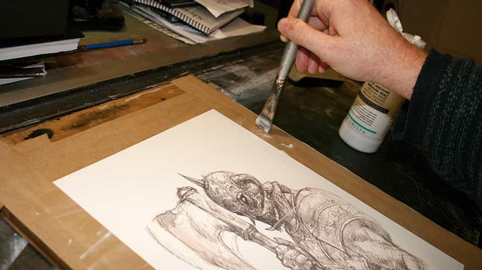 técnicas de pintura fundamentales para conseguir que la creación de su propia obra maestra.