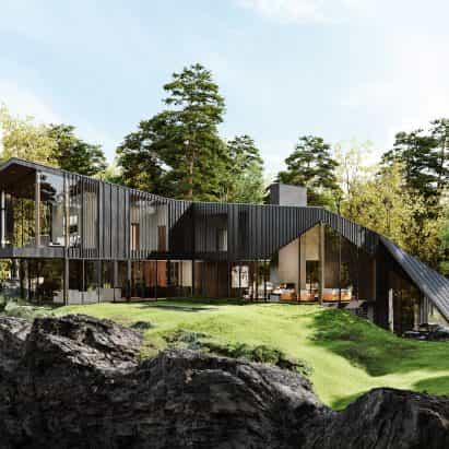 Esta semana Aston Martin reveló su primer diseño de la casa