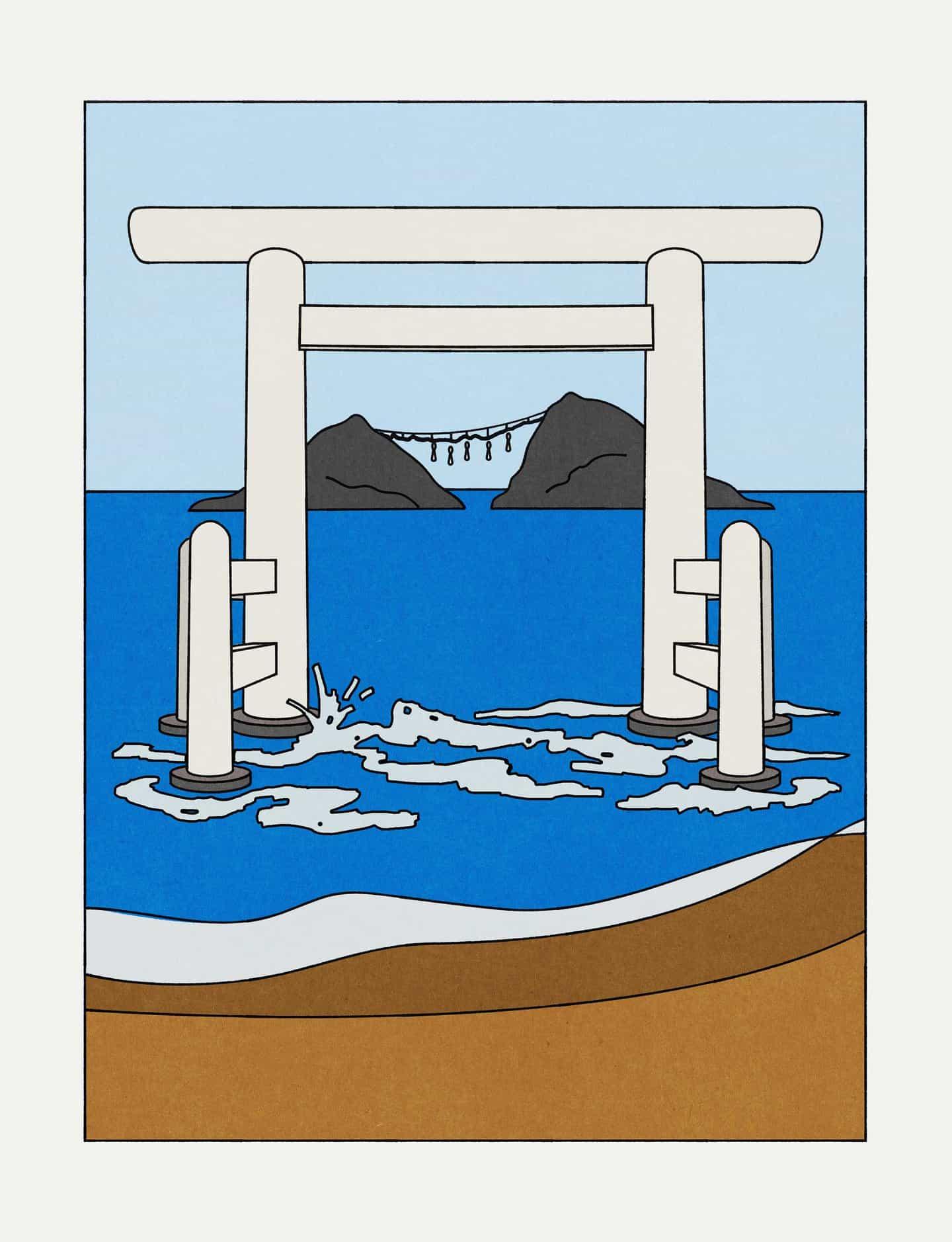 Seb Agresti nos habla de su residencia en Japón y la importancia de reinventarse