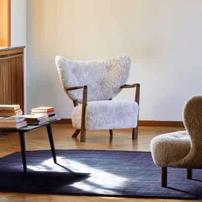 Diez sillones llamativos de Dezeen Showroom