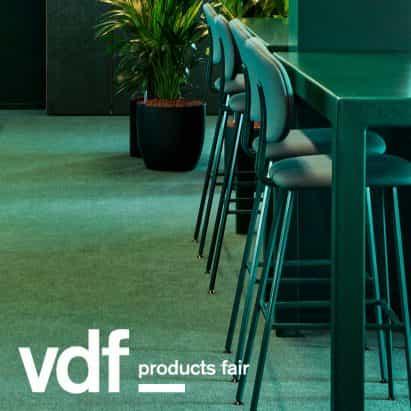 Lensvelt presenta Maarten Baas, Fabio Novembre y Studio Job diseña en VDF productos justo